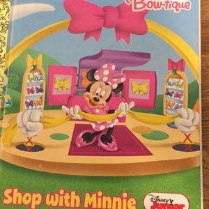 Little Golden Book Shop With Minnie Disney Junior
